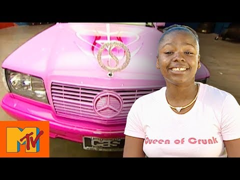 Spechelle's Hot Pink Party On Wheels   Pimp My Ride