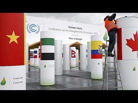 Γαλλία: «Αστακός» το Παρίσι εν όψει της Συνόδου για την Κλιματική Αλλαγή