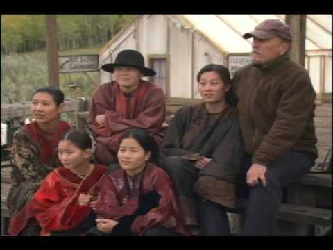 Olivia Cheng: Behind the Scenes of Broken Trail