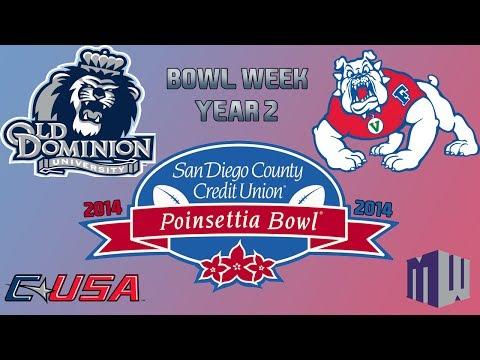 NCAA Football 14 Dynasty - Old Dominion: Episode 27