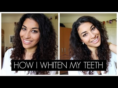 how to make my teeth white in a week
