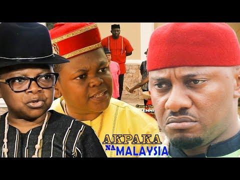 Akpaka Na Malaysia Season 1 - Yul Edochie|2019 movie| Latest Nigerian Nollywood Movie