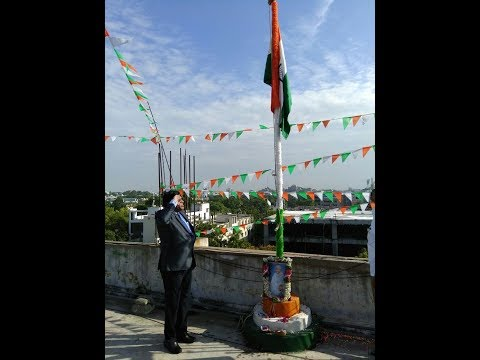 Independence Day Celebrations at Telangana State