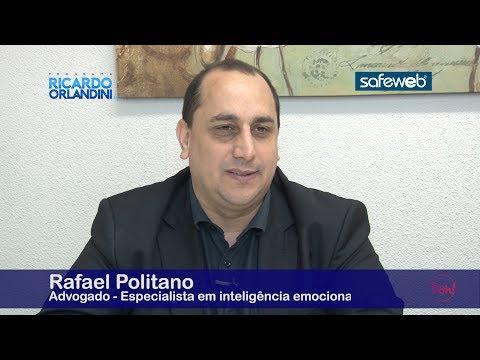 Inteligência emocional - Ricardo Orlandini entrevista o advogado Rafael Politano