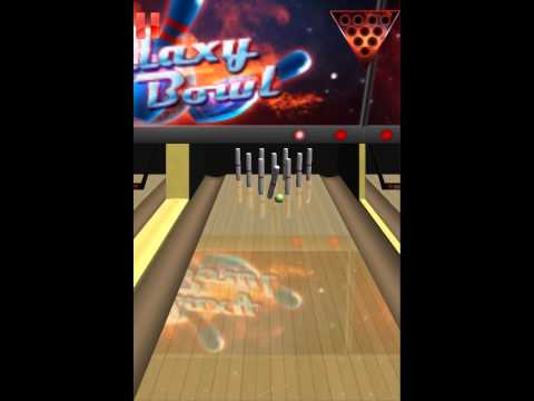 Video of Galaxy Bowling 3D