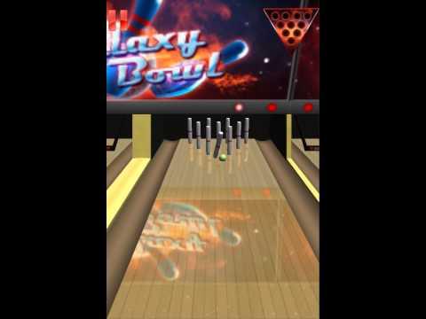 Video of Galaxy Bowling 3D HD