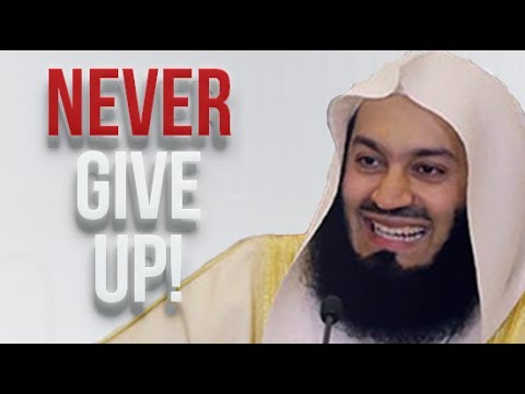 NEVER GIVE UP!   Amazing Examination Advice   Mufti Ismail Menk   HEROES HANGOUT