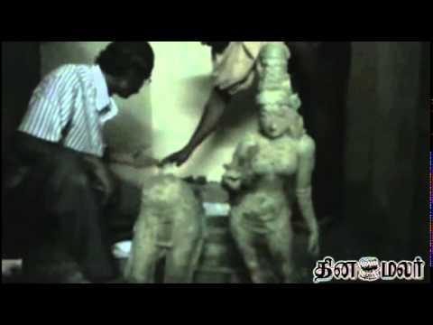 Dinamalar - Amman Statues Found in Ramanathapuram - Dinamalar Sep 16th 2014 Tamil Video News.