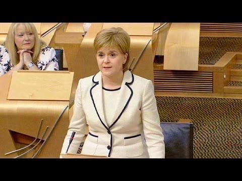 Νίκολα Στέρτζιον: «Όχι τώρα σε δημοψήφισμα ανεξαρτησίας για την Σκωτιά»