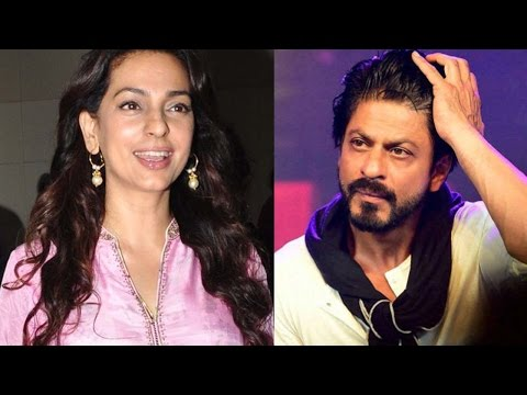 Here's why Juhi Chawla And Shah Rukh Khan Parted