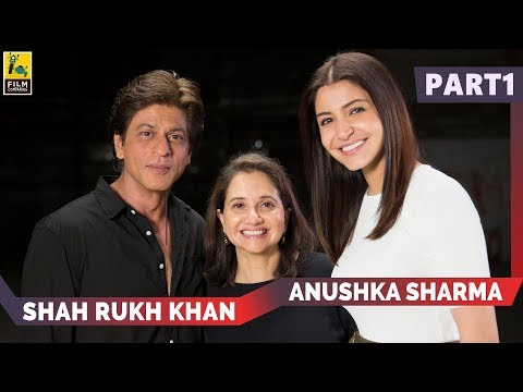 Shah Rukh Khan & Anushka Sharma Interview with Anupama Chopra | Jab Harry Met Sejal | Part 1