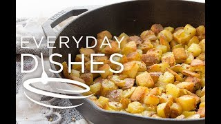 After a few attempts, we finally perfected this recipe for amazing crispy oven-roasted potatoes! Follow our instructions step-by-step ...