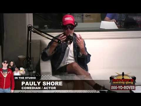 Pauly Shore - Full interview