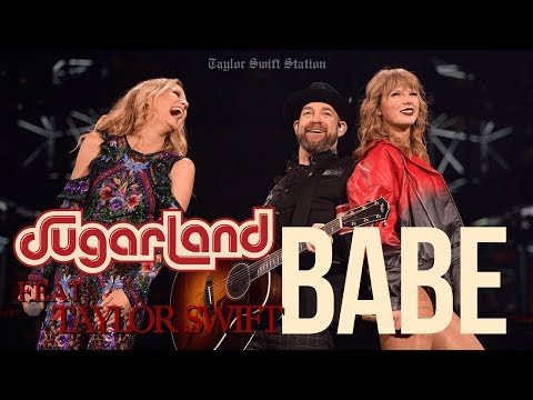 Sugarland - Babe Ft. Taylor Swift (Live At Reputation Stadium Tour Dallas)