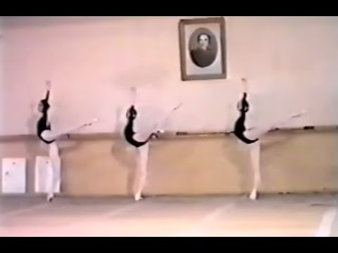 Vaganova Ballet Academy 1995 8th year exam
