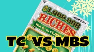 Welcome to Round #1 of Thursday Throw Down Show Down vs Millionaire Book Scratcher. Will I find a big win? Stay tuned. Check out Millionaire Book Scratcher: ...