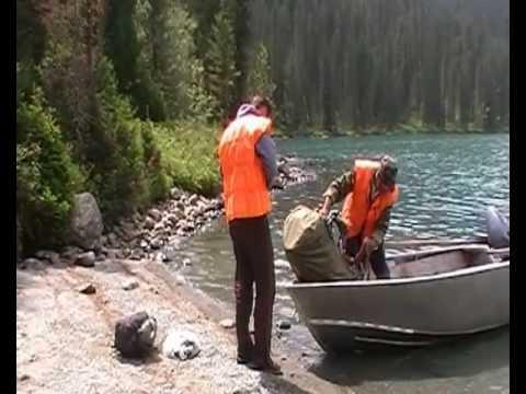 рыбалка на реках горного алтая