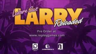 Leisure Suit Larry: Reloaded YouTube video