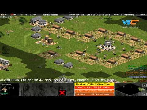 Aoe Highlights, Học cách giết sư tử của Chim Sẻ Đi Nắng