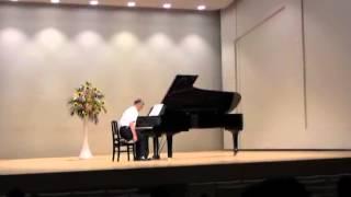 ピアノ発表会(南部公民館)