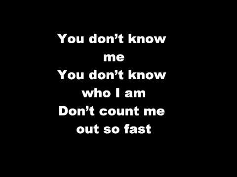 You Haven't Seen The Last Of Me By, Cher (Lyrics) (Orignal)