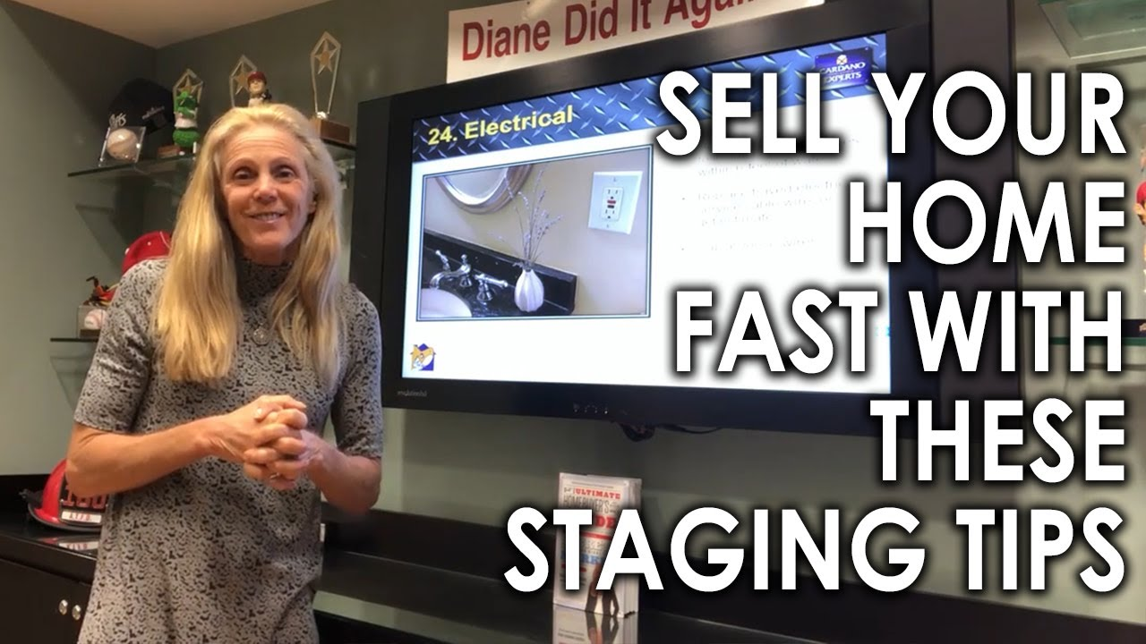 24 Secret Staging Guidelines to Sell Your Home Quickly & for Top Dollar