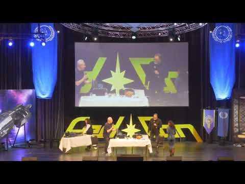 FedCon 27: Morningshow in HD
