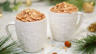 Hot Chocolate 3 Delicious Ways | Hot Holiday Drinks by The Domestic Geek