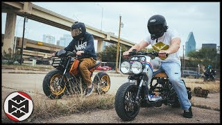 6. RACED my Honda Ruckus vs Modded GROM!