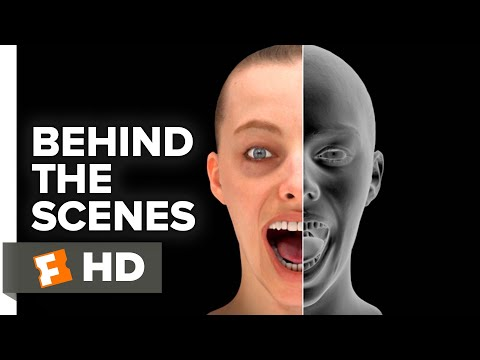 I, Tonya Behind The Scenes - 3D Head Scan (2018) | Movieclips Extras