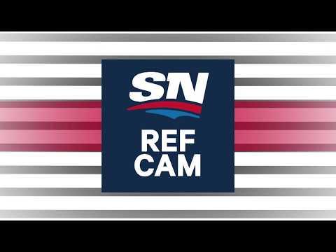 Video: Best of Ref Cam: Senators at Maple Leafs