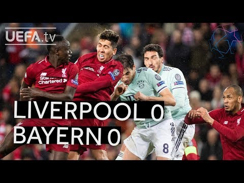 LIVERPOOL 0-0 BAYERN #UCL HIGHLIGHTS