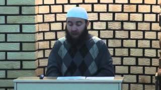 Një porosi nga i Dërguari i Allahut - Hoxhë Jusuf Hajrullahu