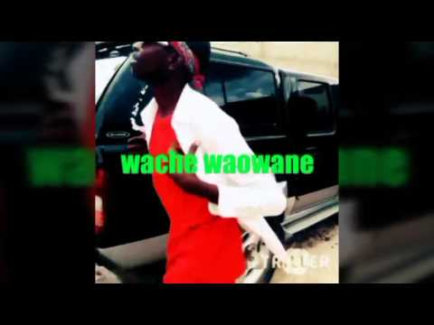Chege ft diamond platnamz waache waoane cover by ra one