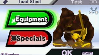 Smash Bros 3DS Model Hack!