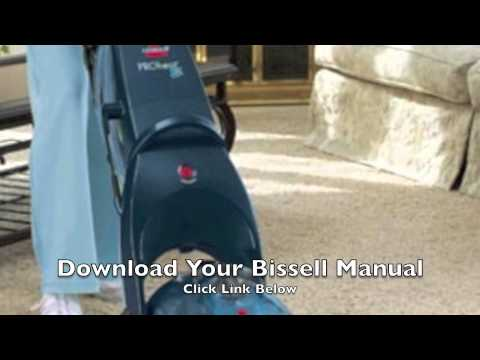 Bissell Proheat 2x Manual Download   Full User-guide And Coupons