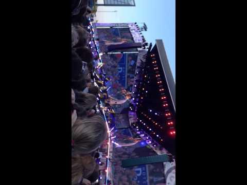 No Control- One Direction 16/6/15 Horsens, Denmark (видео)