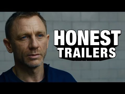 Skyfall - Honest Trailers - His name is Bond, James Bond... and everyone in the universe seems to know it. Seriously, can this guy keep anything secret? Skyfall: The ...