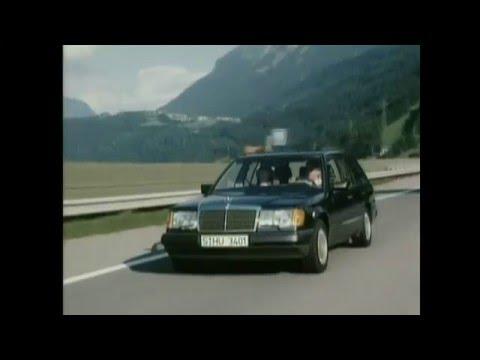 Mercedes Benz E-Class Station Wagons W124 S124 Specs Documentary