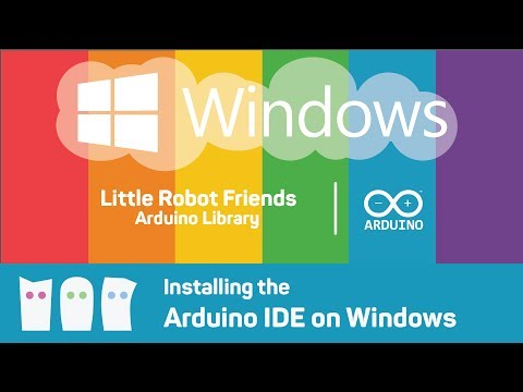 Installing LRF library on Windows