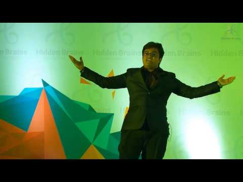 Hidden Brains Convergence 2015 – Comedy Heights with Parth