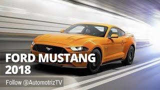 🔥 Rediseñado Ford Mustang 2018
