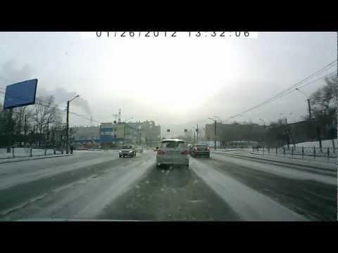 Александра Матросова, 20, 27 января 2012, ГАЗ 3110