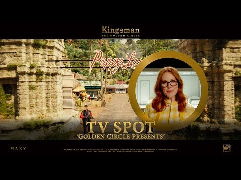 Kingsman: The Golden Circle ['Golden Circle Presents' TV Spot in HD (1080p)]