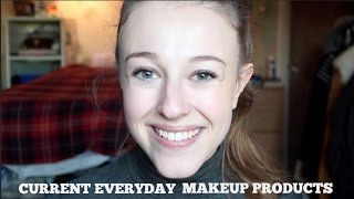 Welcome to my first video back after a little break :) Last video: https://youtu.be/Utjpxky9qNwVlogs: http://bit.ly/2gGqdRmThis is a bit of a mish mash video of what makeup products I've been reaching for when I've been doing my everyday makeup routine! Hope you enjoy! So excited to be back doing sit down videos :) Products Mentioned:*Sensai Brightening Make-Up Base http://bit.ly/2ggBThzBourjois Healthy Mix Serum Gel foundation http://bit.ly/2gfAByhVichy Idealia BB Cream in Light http://bit.ly/2hpzcX2Collection Lasting Perfection Concealer http://bit.ly/2h7Yp9hRimmel Stay Matte Pressed Powder http://bit.ly/2gpfHjB*SEVENTEEN Instant Glow tan Cream Bronzer http://bit.ly/2hkGn71NARS Blush in Gina http://bit.ly/2hahbzytheBalm Mary Lou Manizer Luminizer http://bit.ly/2h85eaM*Benefit goof proof eyebrow pencil in 3 http://bit.ly/2hb7xKH*Benefit BROWVO conditioning eyebrow primer http://bit.ly/2hkyqif*Benefit ka-BROW eyebrow cream-gel in 3 http://bit.ly/2hkFStC*Benefit gimme brow eyebrow gel in 3 http://bit.ly/2h1ksk7*bareMinerals Lash Domination Ink Liner http://bit.ly/2gGrsQv*bareMinerals Lasting Liner in Forever Brandy http://bit.ly/2hkJEmU*bareMinerals Lash Domination Mascara http://bit.ly/2h1kQPw*bareMinerals Lash Domination Petite Precision http://bit.ly/2gp81Oi*Burt's Bees Lip Crayon in Sedona Sands http://bit.ly/2haijTMLime Crime Liquid Lipstick in Teddy Bear http://bit.ly/2gfCMC9*Sensai The Lipstick in 05 Benikinu http://amzn.to/2h873UW*SEVENTEEN Mega Matte Lipsticks in Roses are Red and Violet Summer http://bit.ly/2gp5yUmMAC Velvet Teddy http://bit.ly/2h89erJFIND ME ELSEWHERE:Blog: http://georgie-awaywiththefairies.blogspot.co.uk/Facebook: https://www.facebook.com/pages/Away-With-The-Fairies/319156461563847Twitter: @georgie_mbTumblr: http://red-burning-red.tumblr.com/Pinterest: http://www.pinterest.com/georgiemb/Instagram: @georgie_mbSnapchat: georgie-mbEmail: georgiemb@waitrose.comDisclaimer: I have not been paid at all to make this video. All the products mentio