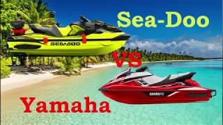 10. Sea-Doo Vs Yamaha Comparison Review
