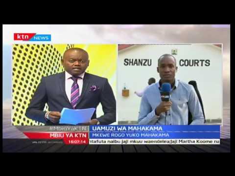 Mbiu Ya KTN na Ali Manzu 29 Septemba 2016