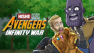 Avengers Infinity War - HISHE Dubs (Comedy Recap) by How It Should Have Ended