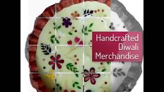 Handcrafted Diwali Merchandise By Gulmeher
