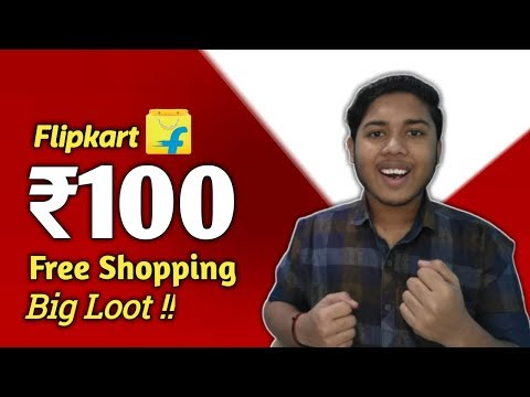 Buy ₹100 free product from flipkart || flipkart cashkaro offer || free ka maal